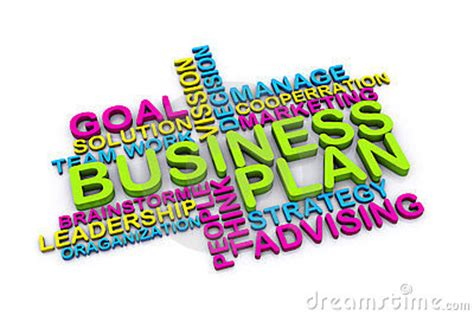 Business Plan Template Make Your Own Business Plan