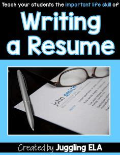 10 Resume Writing Tips for College Students
